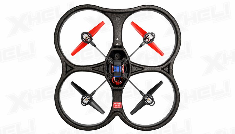 WLtoys V333 UFO Drone 6 Axis Gyro Headless Mode Quadcopter