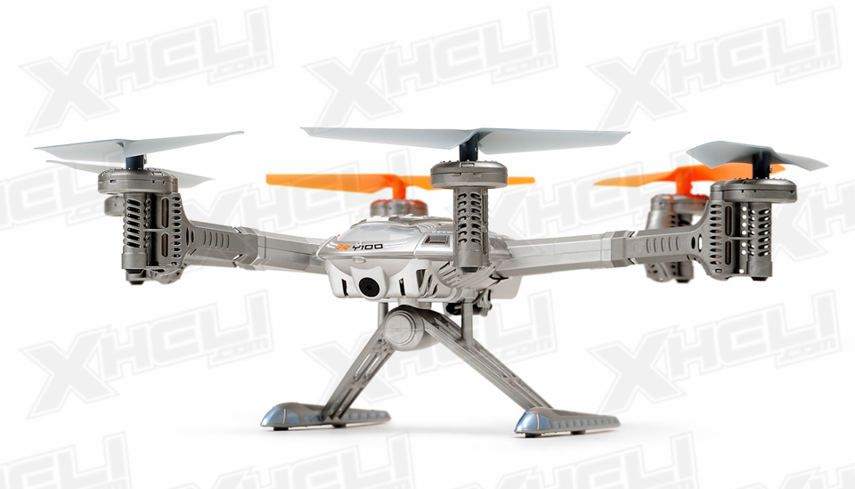 Walkera QR Y100 Wi-Fi FPV Mini Hexacopter IOS and Android