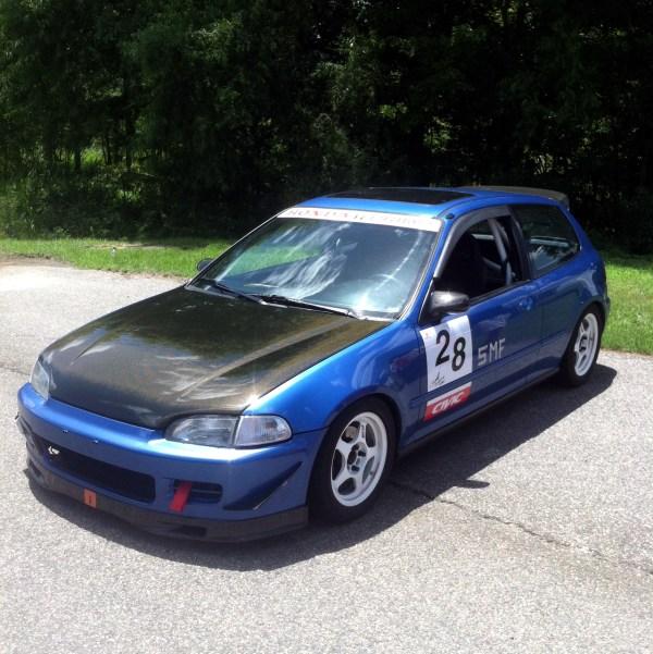92 Civic Hatchback Eg6