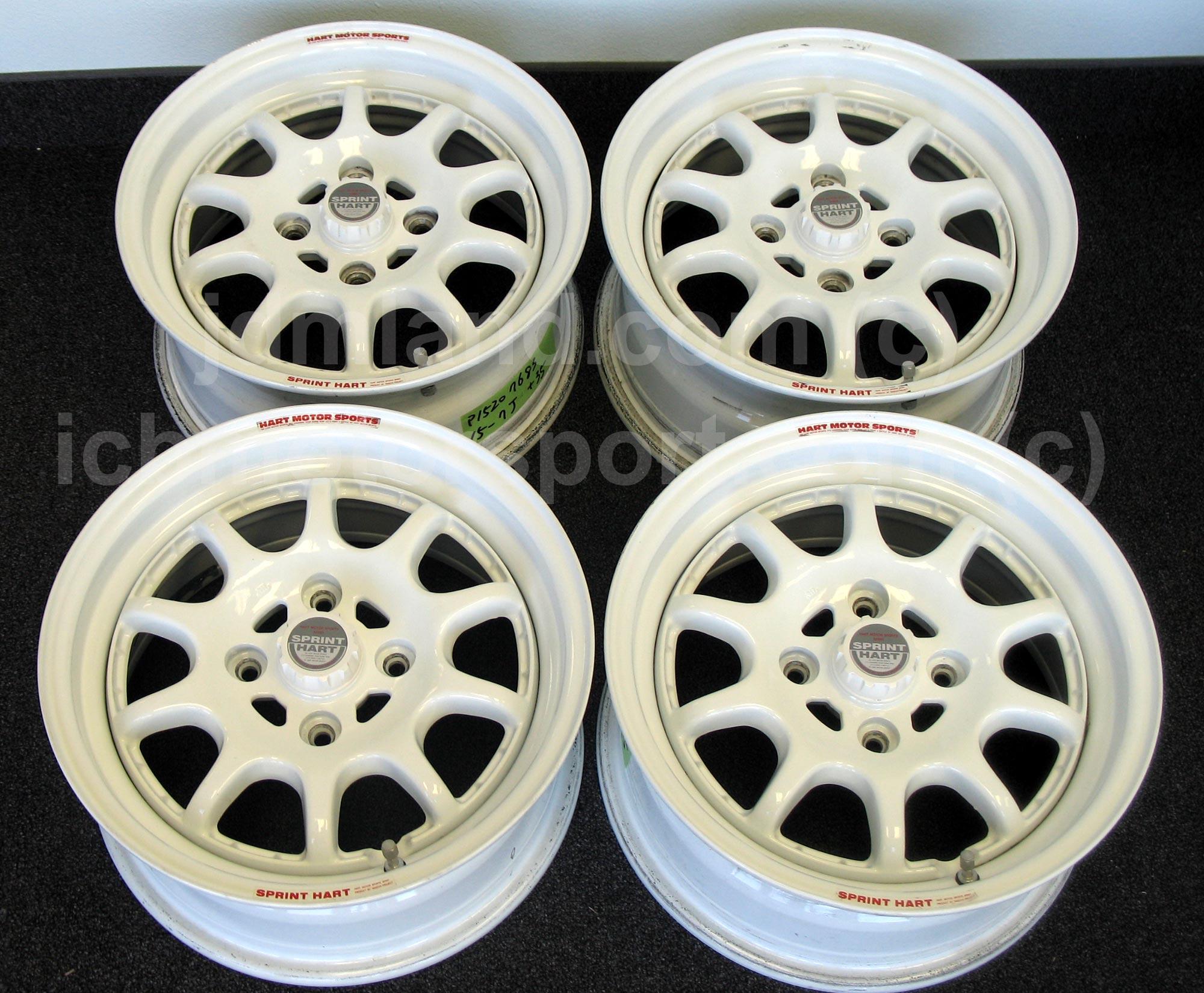 Sprint Hart Wheels