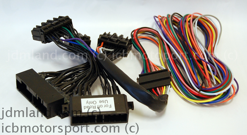 Obd0 To Obd1 Conversion Harness Wiring Diagram Wiring Diagrams
