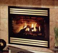 MONTIGO GAS FIREPLACE  Fireplaces