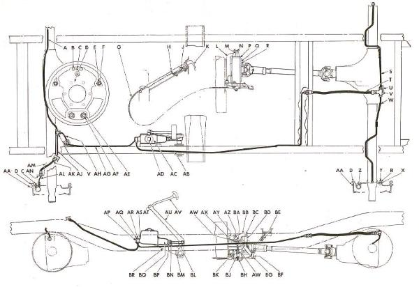 2007 jeep wrangler parts diagram 1994 toyota celica stereo wiring schematic all data willys diagrams illustrations from midwest 2005 body part schematics