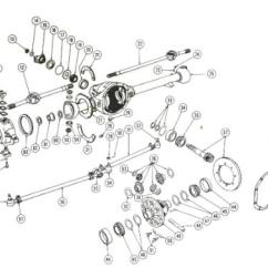 Kubota Bx2200 Wiring Diagram Switch To Outlet Diagrams Willys Jeep Parts & Illustrations From Midwest