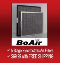 Electrostatic Air Filter   Electrostatic Filter   Washable ...