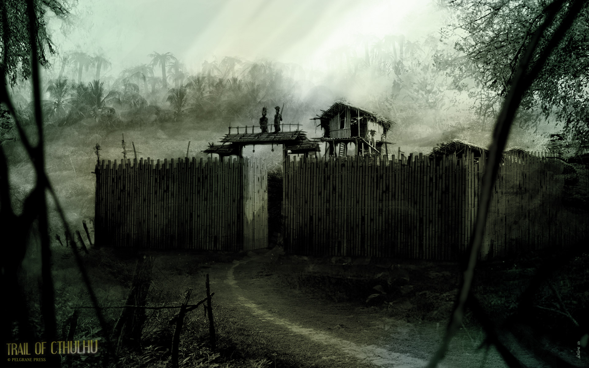 Free Downloads and Resources for Trail of Cthulhu