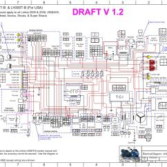 Wiring Diagram For 150cc Scooter 1970 Ford F100 Steering Column Parts Basic Gy6 Engine Linhai 260 300