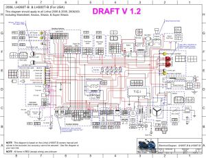 2000 Yamaha Zuma Wiring Diagram  Wiring Source