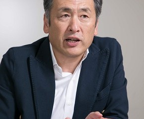 IT Media interviewed CEO Shinohara