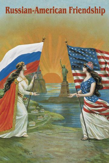 Image result for RUSSIAN AMERICAN FRIENDSHIP