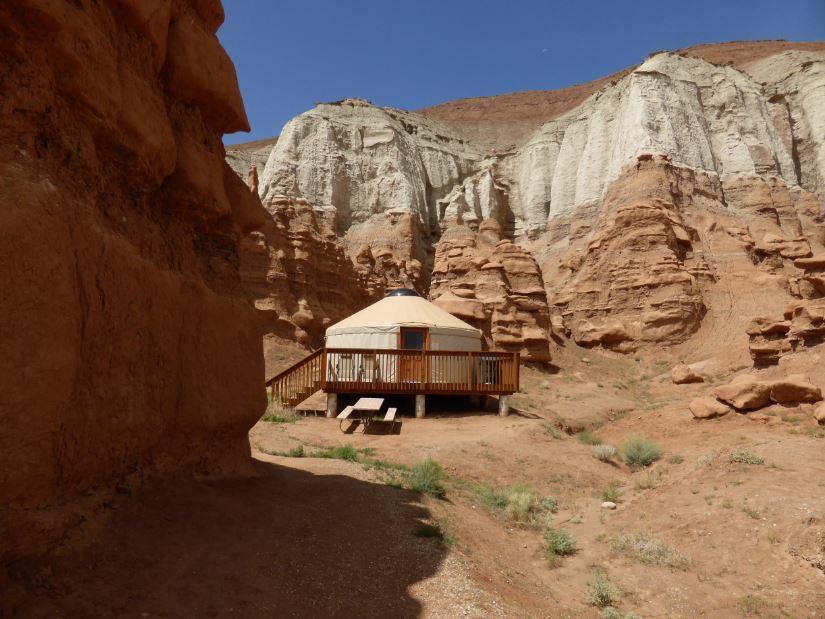 Camping at Goblin Valley  Utah State Parks