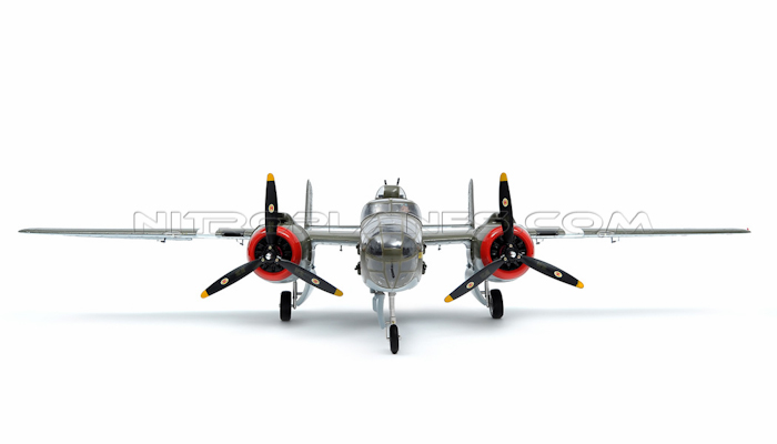 NEW 7 Channel AirWingRC B25 Bomber 63