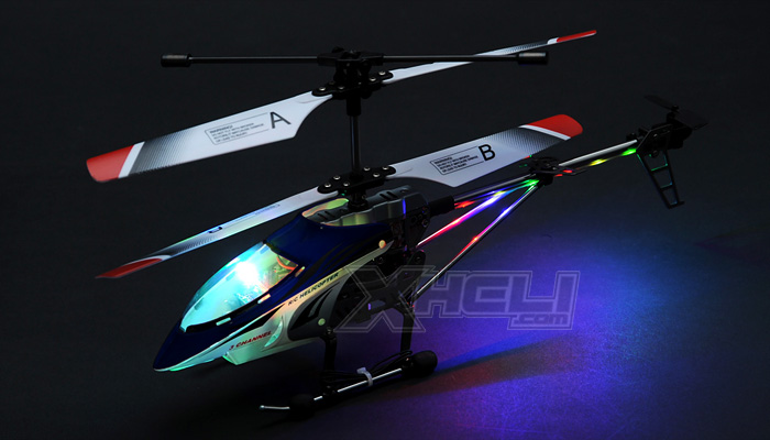 Remote Control Rc Helicopter Empty Machine Not Include Circuit Board