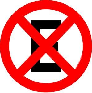 placa de proibido estacionar e parar