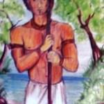 O Índio Antonio Paraupaba