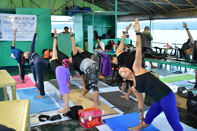 A volunteer's experience on the iBangklaseng Yoga!