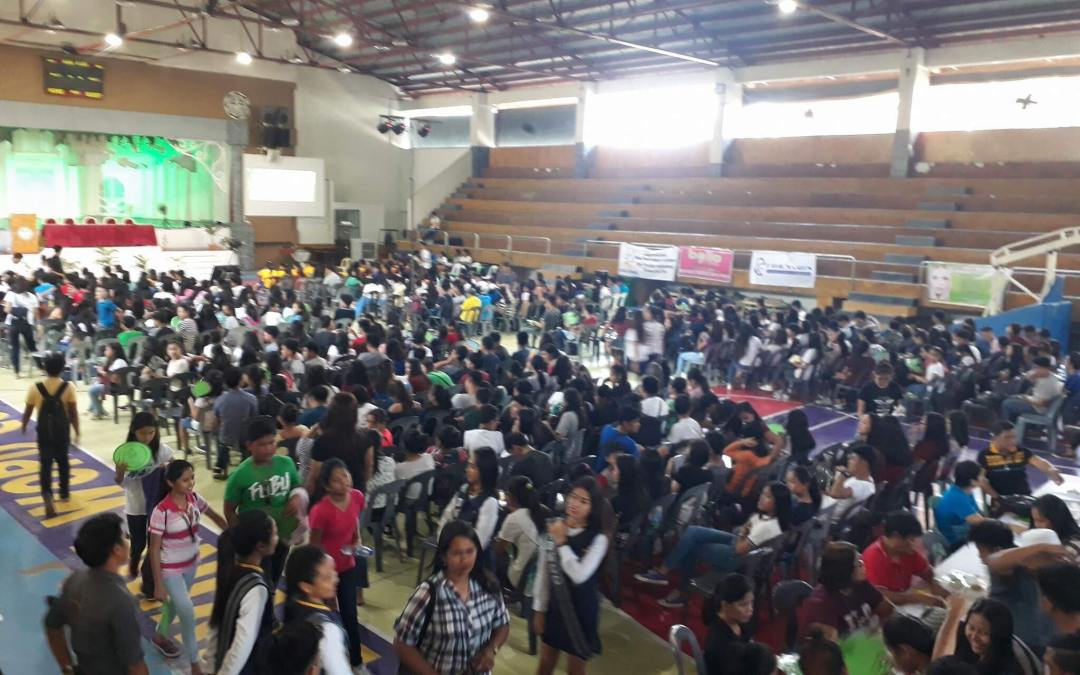 Environmental Summit held at Divine Word College of Calapan