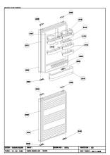 Beko CG960W (6145463140) Fridge & Freezer Spares & Parts