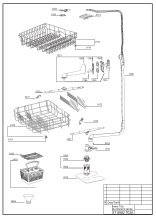 Dishwasher photo and guides: Beko Dishwasher Spare Parts