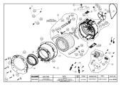 Beko WMD57122 (7143581100) Washing Machine Spares & Parts