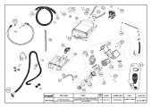 Beko WM8127W (7134381200) Washing Machine Spares & Parts