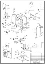 Dishwasher photo and guides: Beko Dishwasher Blockage
