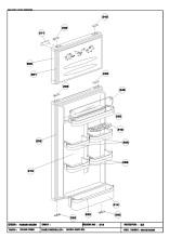 Beko FG950 (6083463150) Fridge & Freezer Spares & Parts
