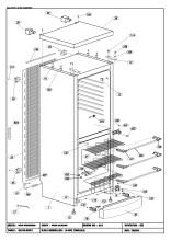 Beko CG970 (6135463166) Fridge & Freezer Spares & Parts