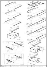 Beko TLDA567S (7223746384) Fridge & Freezer Spares & Parts