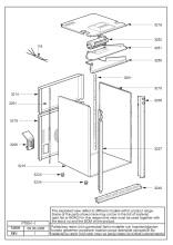 Diplomat ADP4610 (7731686355) Cooker & Hob Spares & Parts