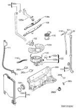 Electrolux ESL6211LO (91153911102) Dishwasher Spares
