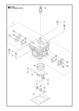 Husqvarna 543 RS (967348201) Trimmer Spares & Parts