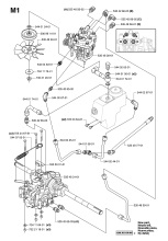 Husqvarna PROFLEX 21 AWD (965095101) Ride On Mower Spares