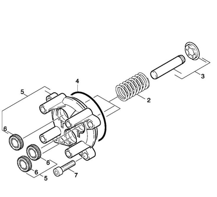 Karcher K3.99 M GB 230-240V 1PH 50Hz (1.423-245.0