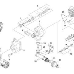 Washing Machine Motor Wiring Diagram Golf 3 Gti Karcher Switch Manual E Books K4 Pressure Washer Leak Frost Damage Diynot Forums