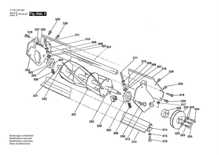 Qualcast CLASSIC ELECTRIC 30S (F016L80592) Lawnmower