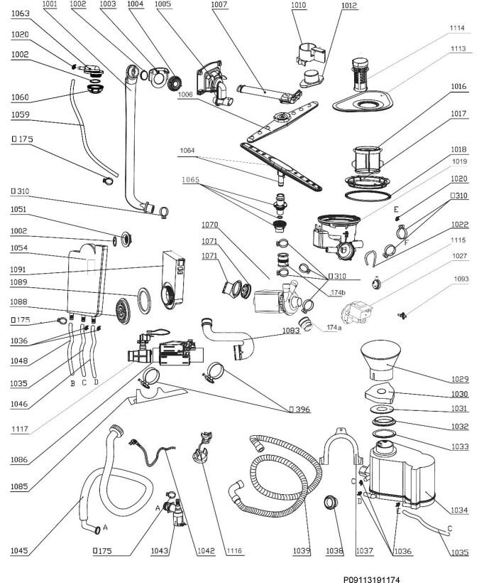 Kelvinator Dryer Wiring Diagram