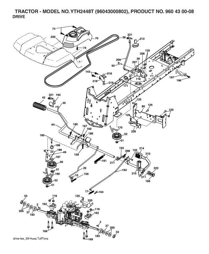 Wiring Database 2020: 25 Husqvarna Riding Mower Belt Diagram