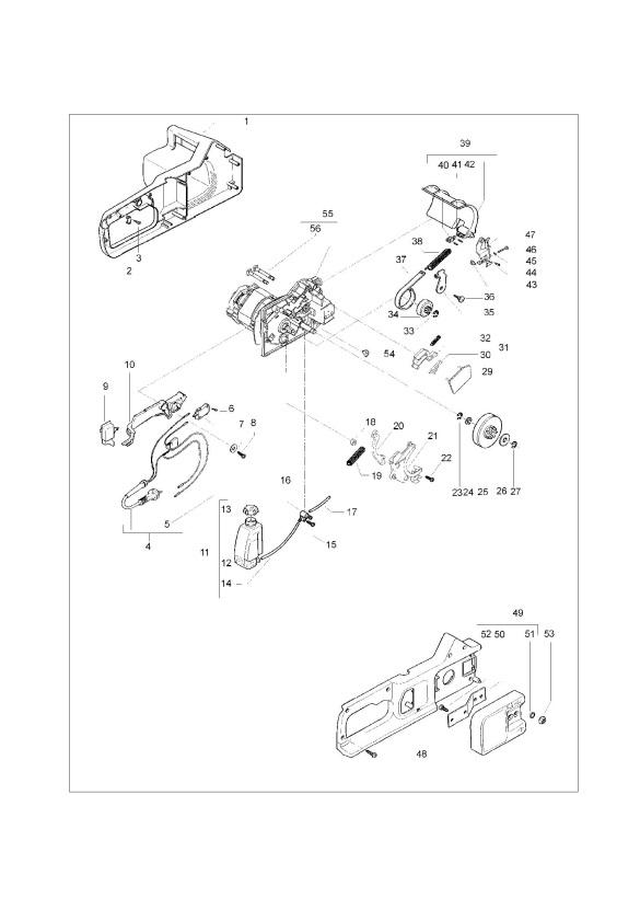 McCulloch ELECTRAMAC 235 MEL 235 ES1816 ES1750-14 EL1750