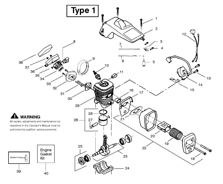 chainsaw fuel filter repair
