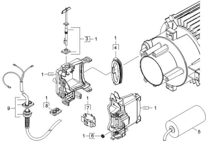Karcher K6.310 T300 EU (1.167-202.0) Pressure Washer