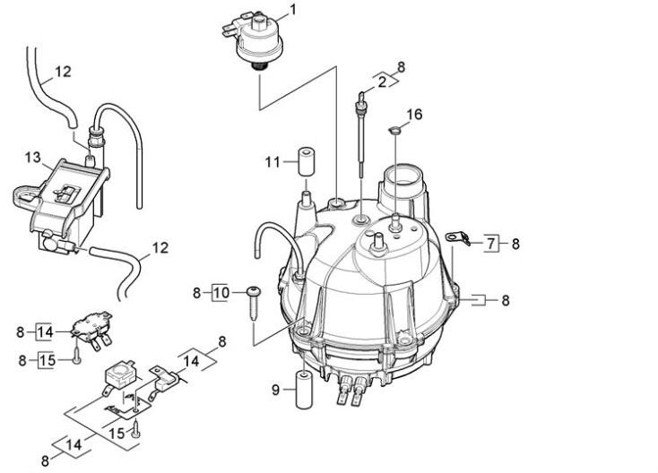 Karcher SC2.500 C GB (1.512-352.0) Steam Cleaner Boiler