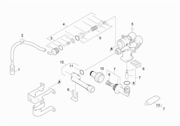 Karcher K2.100 EU (1.673-100.0) Pressure Washer Housing
