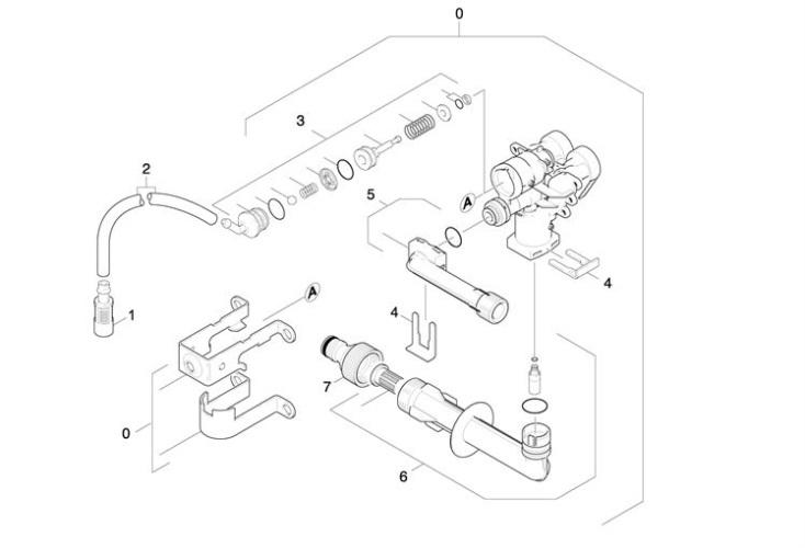 Karcher K2.90 EU (1.400-301.0) Pressure Washer Cylinder