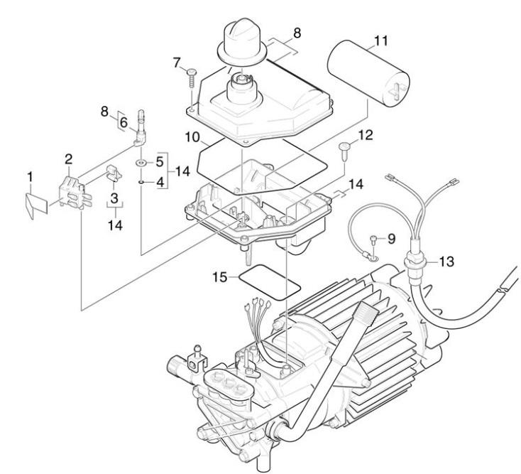 Karcher K5.85 M Plus EU (1.396-700.0) Pressure Washer