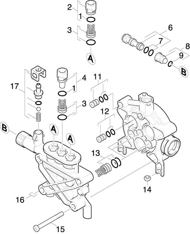 Karcher K6.70 M-PL-WB EU (1.138-301.0) Pressure Washer