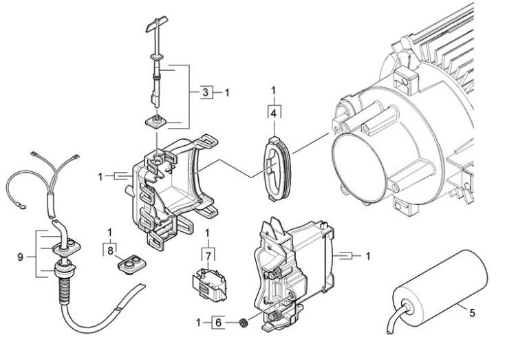 Karcher K7.700 EU (1.168-601.0) Pressure Washer Electric