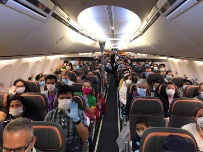Brasileiros que estavam no Equador são repatriados