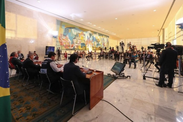Comitê tem feito reuniões diárias para apresentar ações