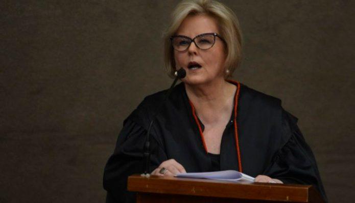 Deputados. Rosa Weber, presidente do TSE, discursa na cerimônia de diplomação do presidente eleito, Jair Bolsonaro